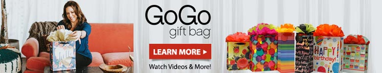 Shop GoGo Gift bags from Lang on Calendars.com