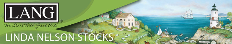 Shop Linda Nelson Stocks calendars by Lang, available now at Calendars.com