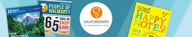Shop Sourcebooks Calendars.